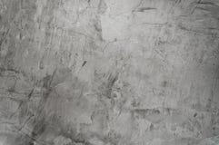 Старый интерьер grunge, винтажная предпосылка цемента Стоковое фото RF