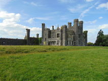 Старый ирландский замок Стоковое Изображение RF