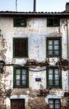 Старый испанский дом Стоковые Изображения RF