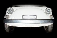 Старый итальянский автомобиль ФИАТ 500 Стоковые Изображения