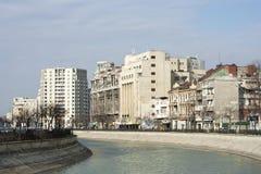 Старый и новый Бухарест Стоковое Изображение