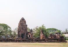 Старый каменный замок Стоковые Изображения