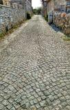 старый камень дороги Стоковая Фотография RF