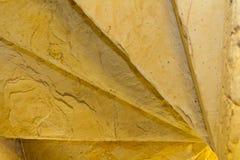 старый камень шагов Стоковое Изображение