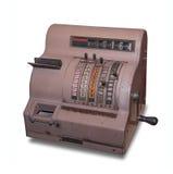 Старый кассовый аппарат Стоковая Фотография RF