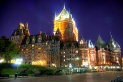 старый Квебек Стоковые Изображения