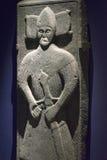 Старый кельтский камень гроба Стоковое Фото