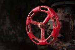 старый клапан Стоковое Изображение RF