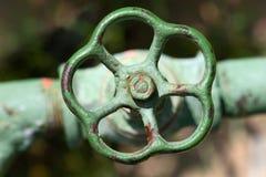 старый клапан Стоковая Фотография RF