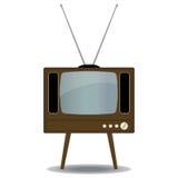 старый комплект tv бесплатная иллюстрация