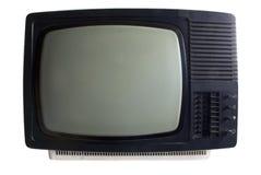 старый комплект tv Стоковые Фотографии RF