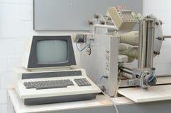 Старый компьютер Стоковые Изображения RF