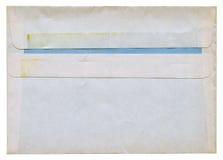 Старый конверт Стоковые Изображения