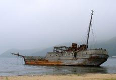 старый корабль Стоковые Изображения RF
