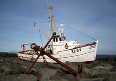 старый корабль Стоковые Фотографии RF
