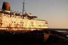 Старый корабль a Стоковое фото RF
