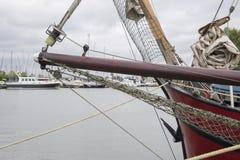 старый корабль Стоковое Изображение RF