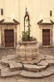 Старый колоец камня Стоковые Фото