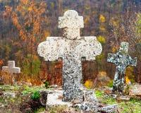 Старый крест Стоковое фото RF