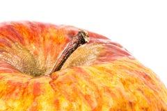Старый крупный план яблока Стоковые Изображения RF