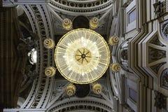 Старый купол церков Стоковое Изображение RF