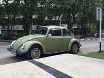 Старый классицистический автомобиль Стоковое Изображение