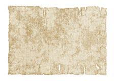 Старый клочковатый холст также вектор иллюстрации притяжки corel Стоковые Изображения