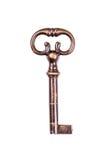 Старый ключ Стоковые Фото