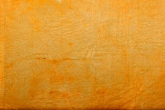 старый лист пергамента Стоковые Изображения