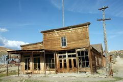старый магазин Стоковое Изображение RF