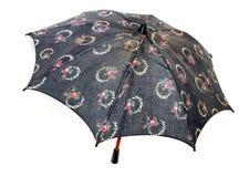 старый малый зонтик стоковая фотография