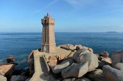 Старый маяк Стоковое Фото