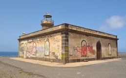 Старый маяк Playa Стоковые Изображения