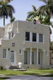 Старый мексиканский введенный в моду дом Стоковое Изображение RF