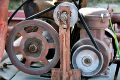 Старый механизм Стоковые Фотографии RF