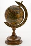 Старый Мир глобуса Стоковые Фотографии RF