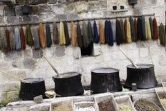 старый мир шерстей Стоковое Изображение RF