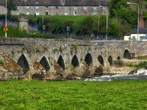 Старый мост в Ирландии Стоковая Фотография RF