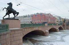 Старый мост города Стоковые Фото