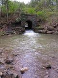 Старый мост железной дороги стоковые фото