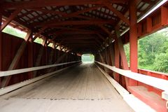 Старый мост Стоковая Фотография