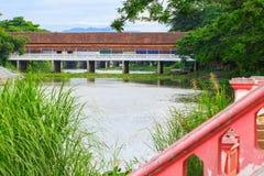 Старый мост Стоковые Фотографии RF