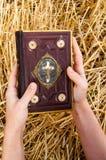 Старый молитвенник Стоковые Фото