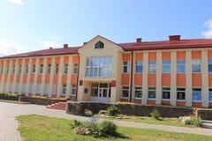 Старый музей Стоковые Фото