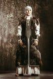 Старый национальный костюм Стоковое Фото