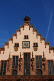Старый немецкий дом Romer стоковая фотография