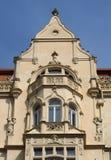 Старый дом в Праге Стоковое Изображение RF