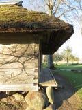 Старый дом, Литва Стоковое Изображение