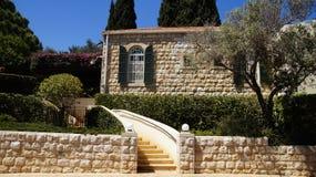 Старый дом на Ближнем Востоке Стоковые Изображения
