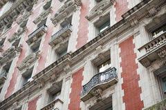 Старый дом Нью-Йорк стоковое фото rf